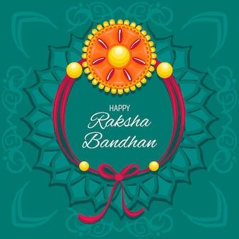 자세한 raksha bandhan 그림