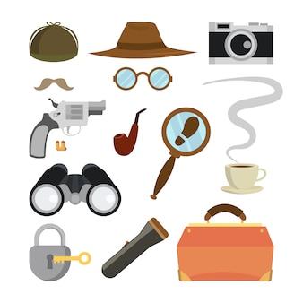 Detective items