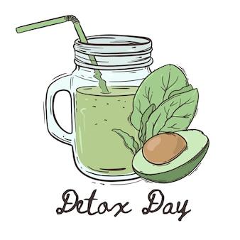 Detox day программа здорового питания