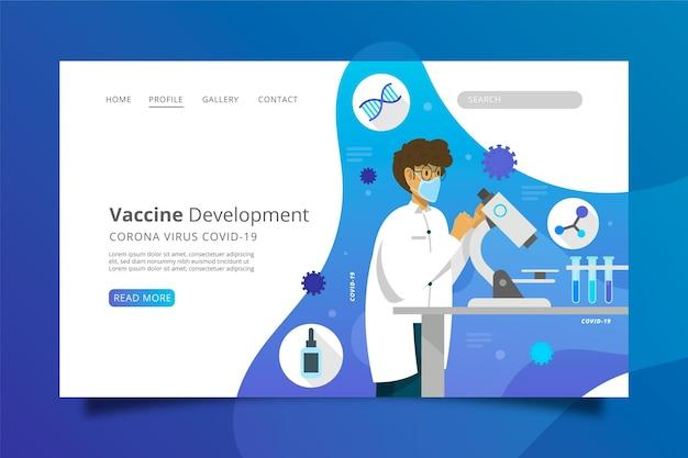 Разработка лекарства от коронавируса