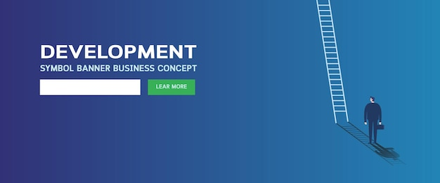 Development and business webpage