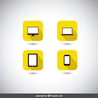 Устройства для сбора иконки