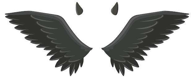 Элементы дизайна дьявола и ангела