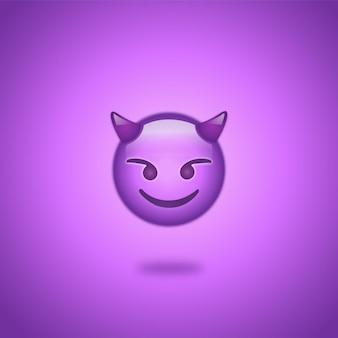 Дьявол emoji