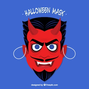 悪魔のマスク