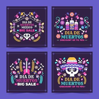 Dia de muertos instagram 게시물 모음