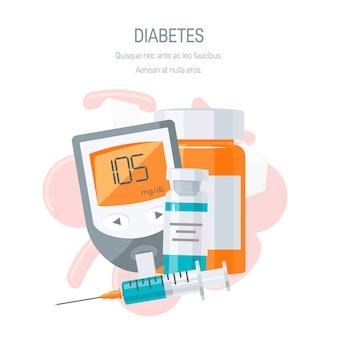 Концепция управления диабетом.