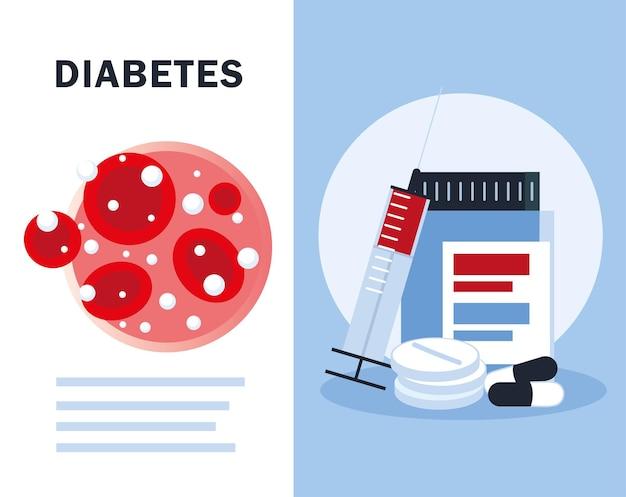 Кровь лекарства от диабета