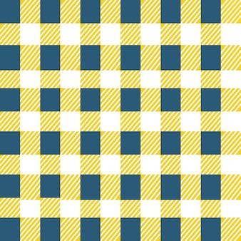 대각선 체크 무늬 격자 무늬 원활한 패턴