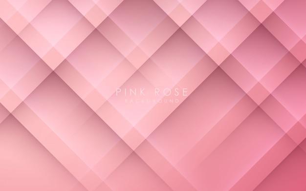 Diagonal pink background