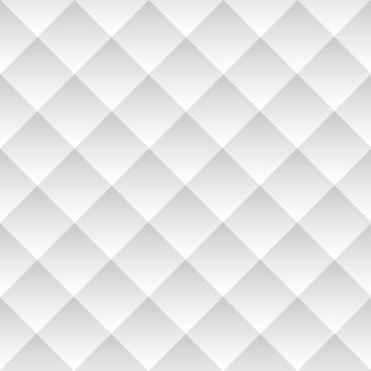 Diagonal white geometric background seamless pattern