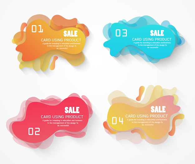 Диаграмма скидка используйте векторы в дизайне для коммерческого или делового использования