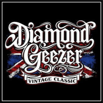 Diamond geezer, uk flag