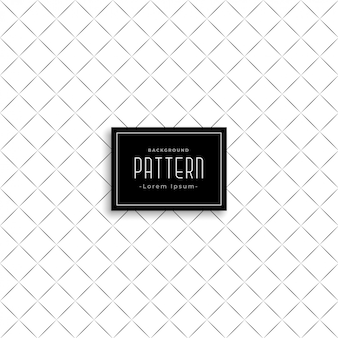 Diamond line pattern background design