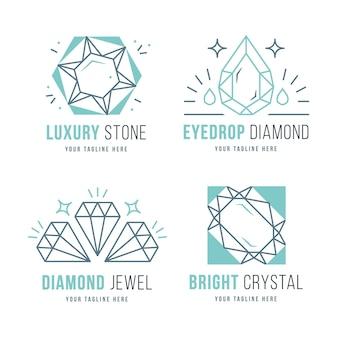 ダイヤモンドロゴコレクション