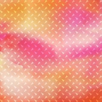 Diamond pattern on watercolour texture