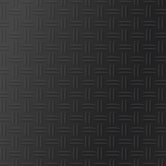 ダイヤモンドプレートメタルテクスチャ背景。リアルなフローリンググリッド。シームレスな工業用表面パターン。シームレスパターン