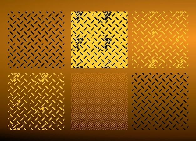 Diamond plate vectors