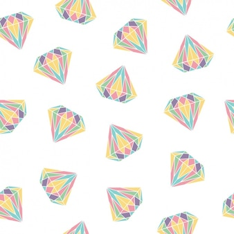 Diamonds pattern design
