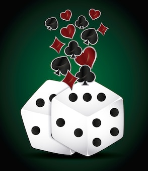 Dices and poker