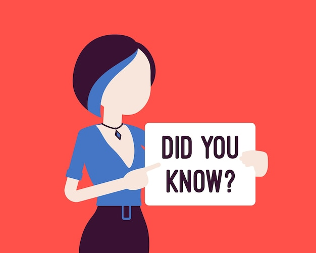 女性の発表をご存知でしたか
