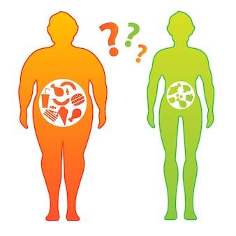 다이어트 및 체중 감소