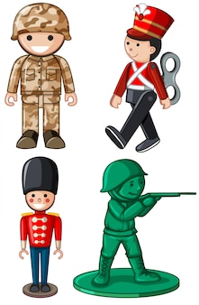 Soldier Vectors, Photos and PSD files | Free Download