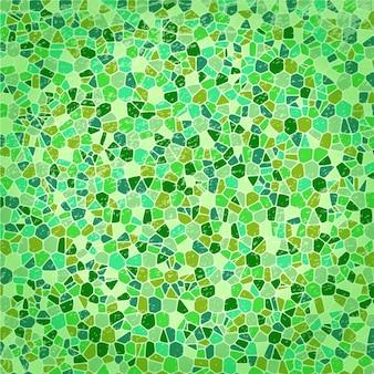 다른 녹색 톤 추상적 인 배경