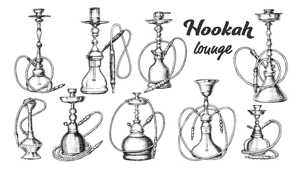 Different hookah