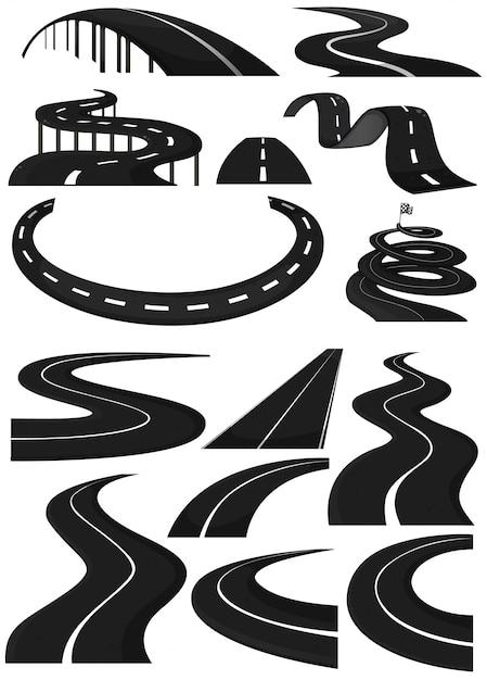 road vectors photos and psd files free download rh freepik com road vector background road vector art