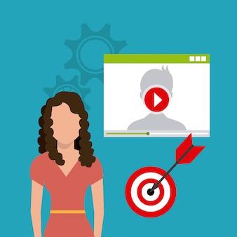 デジタルおよびソーシャルマーケティング