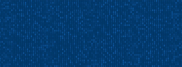Digital binary code data background, computer numbers, technological concept