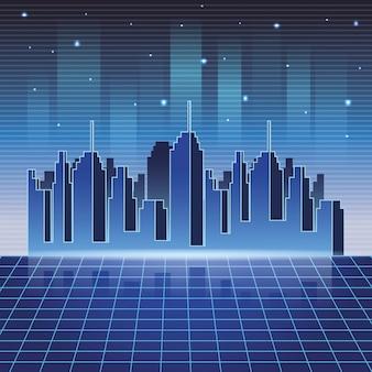 デジタル都市景観の背景