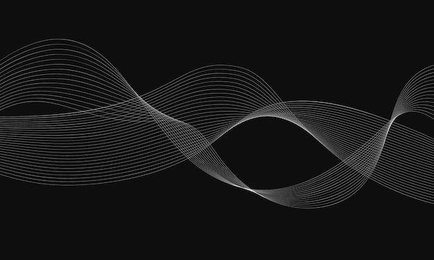 디지털 주파수 트랙 이퀄라이저 배경