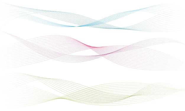 디지털 주파수 트랙 이퀄라이저 세트