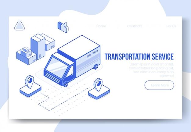 Digital isometric design concept set