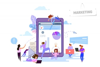 Концепция цифрового маркетинга