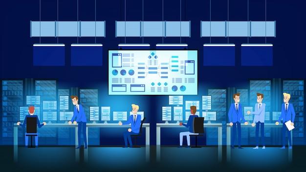 Digital marketing and data analytics