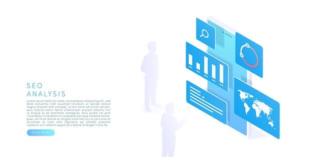 Digital marketing and seo data analytics