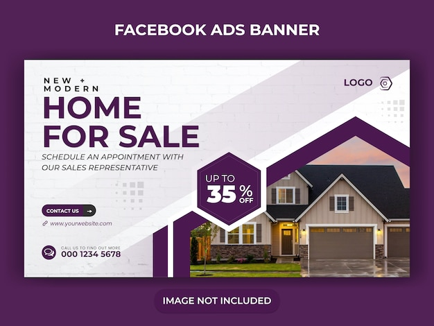 Digital marketing social media banner post template and cover photo