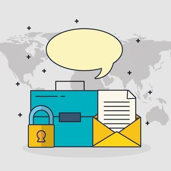 포트폴리오가있는 디지털 마케팅 기술