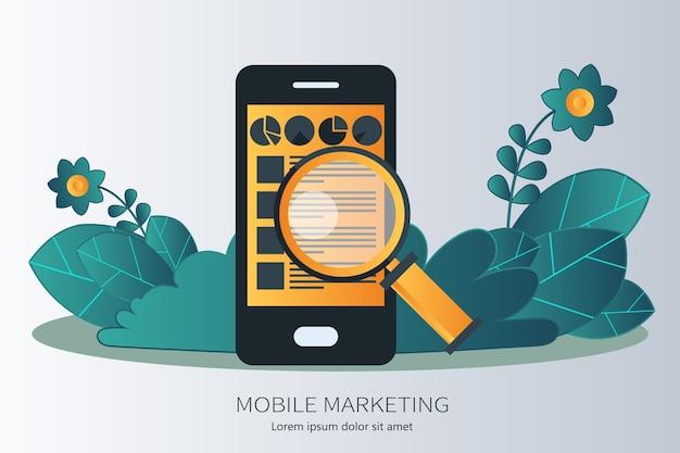 デジタルモバイルマーケティング