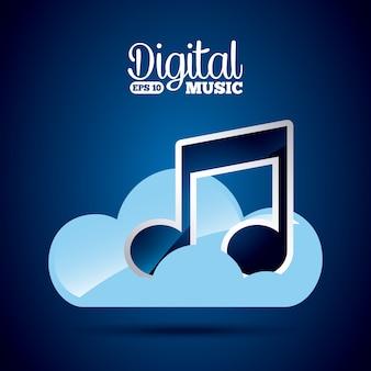 Цифровая музыка