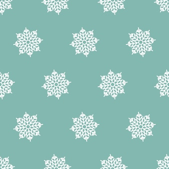 スクラップブッキング用デジタルペーパー青白い雪片凍結テクスチャシームレス