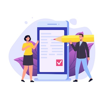 Digital signature electronic smart contract