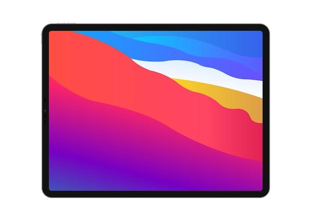 Digital tablet computer