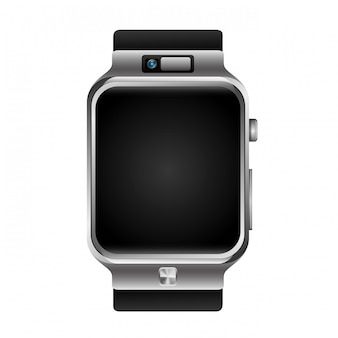 Digital wristwatch