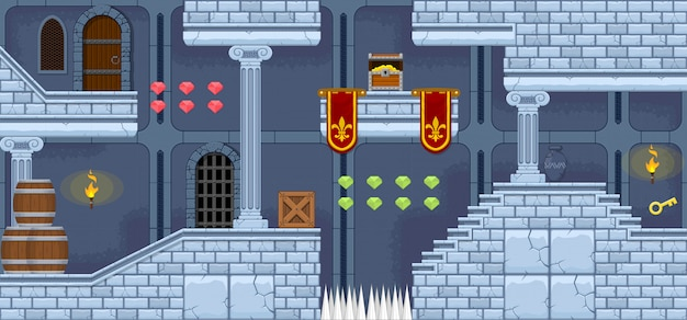 Dileon game tileset