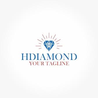 Dimaond_letter_h