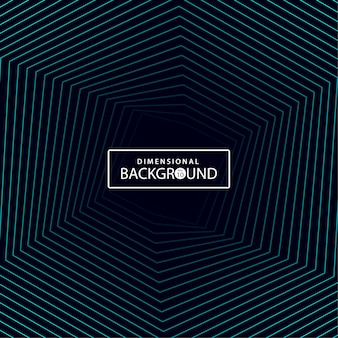 Dimensional background